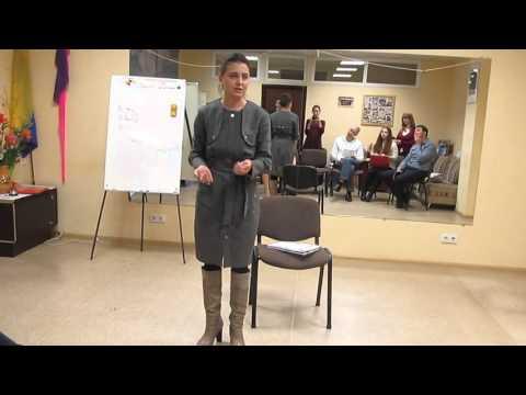 Яна Станкевич События жизни. ВАУ-выступление, 3й ораторский курс. Финал