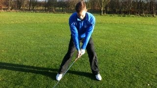 Golf Swing - Ball Position Iron Shots