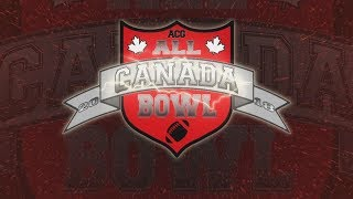 2018 ACG Canada Bowl live on VBNsports.com