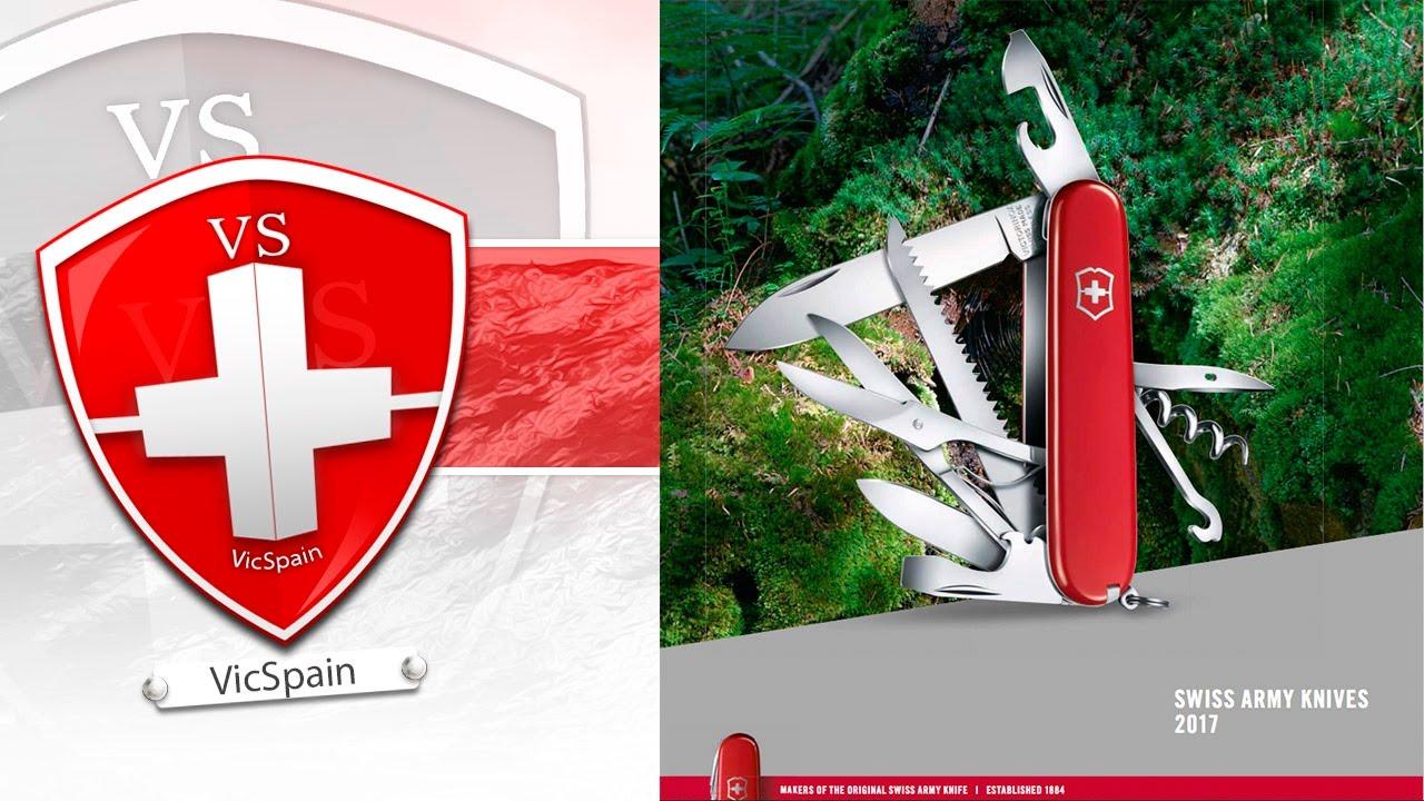 Catalogo Victorinox 2017 Swiss Army Knife Youtube