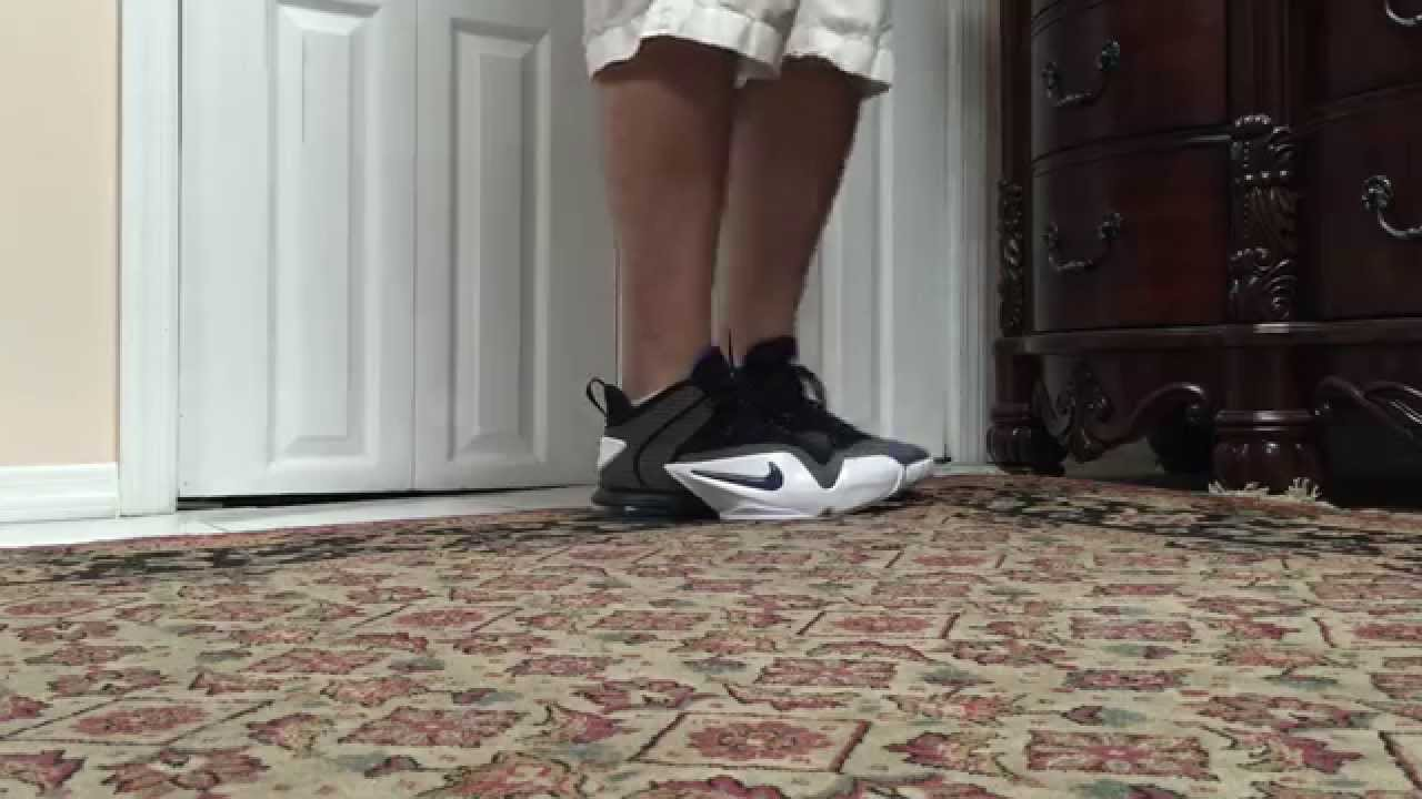 best service 9072f ae6b0 Nike Air Penny 6 VI Sharpie Penny Pack On Foot