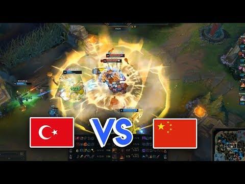 LoL ICC 2019 | Türkiye vs Çin 🏆 Üniversiteler Arası Dünya Şampiyonası