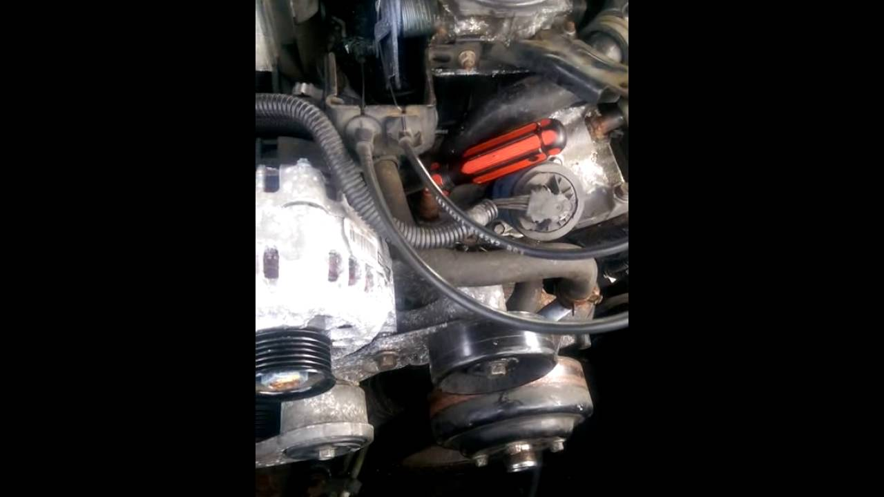 hight resolution of 4 3 engine removal part 7 throttle cable engine harness connectors heater core rad hoses