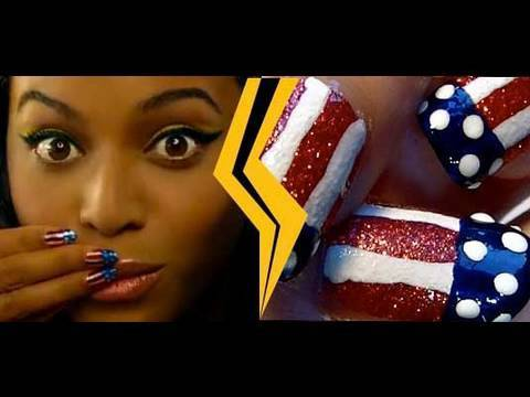 Lady Gaga Ft Beyonce Telephone Music Video Nails Youtube