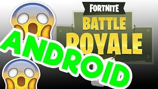 Fortnite Android Download - Open Beta [DOWNLOAD APK]