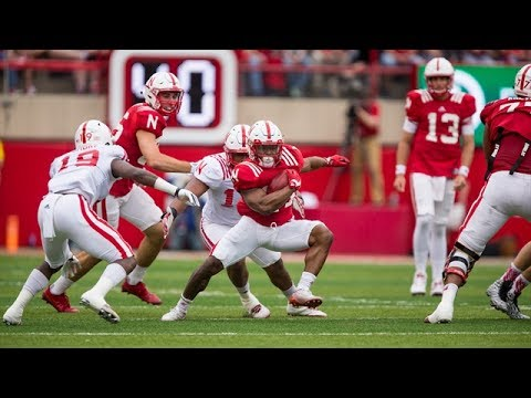 Austin Rose Nebraska Spring Game Highlights!!