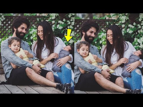 Aww! Shahid Kapoor and Mira Rajput looking so happy with kids Zain and Misha celebration of New Year