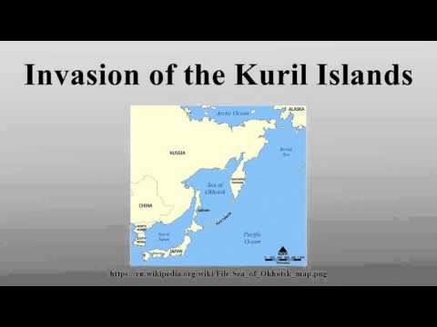 Invasion of the Kuril Islands