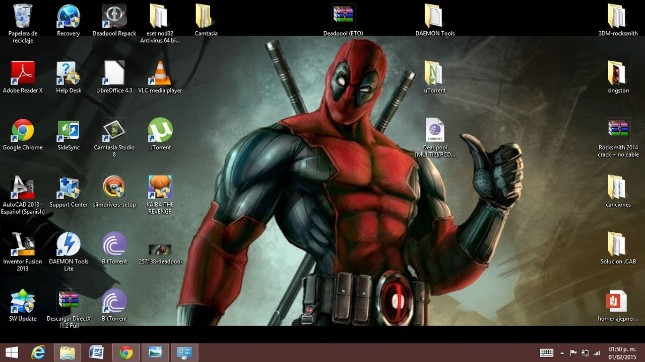 deadpool PC | ratsolution