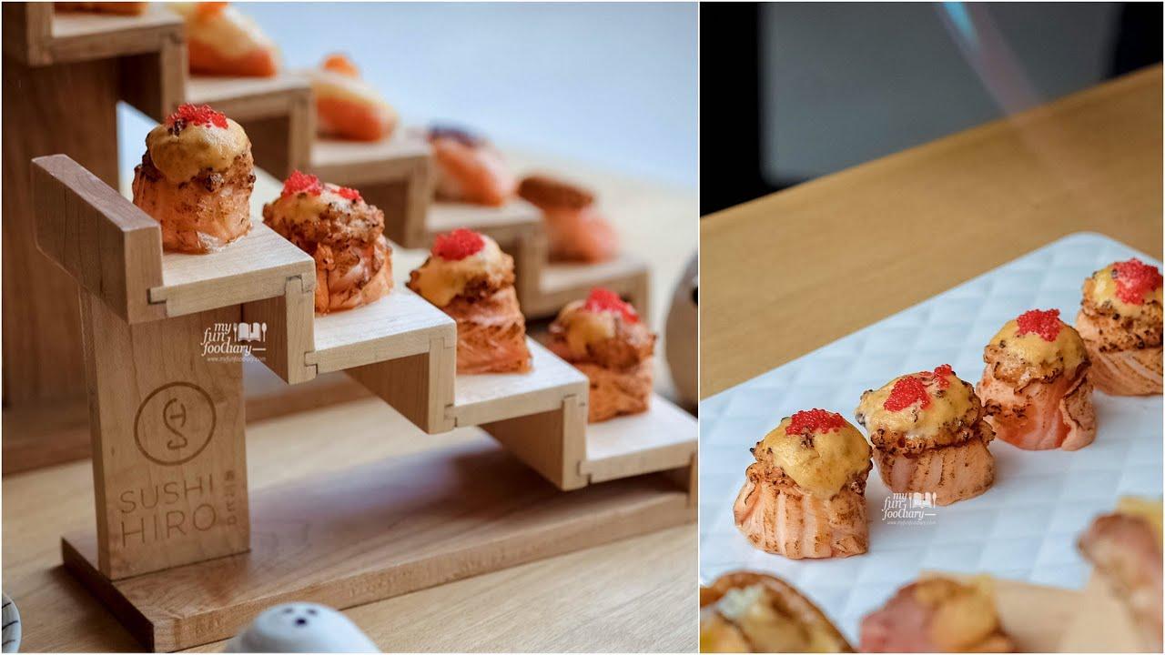 Kuliner Myfunfoodiary Savour Tasty Sushi Stair At Sushi Hiro Pik
