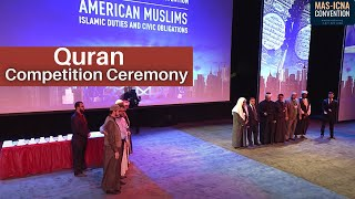 Quran Competition Ceremony | 15th MAS ICNA Convention