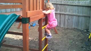 Ri's New Swing-n-slide