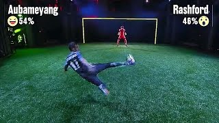 Video Aubameyang vs Rashford vs Oxlade-Chamberlaine vs Benteke vs Silva vs Icardi - Nike Strike Night download MP3, 3GP, MP4, WEBM, AVI, FLV Juli 2018