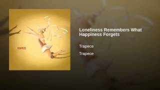 Loneliness Remembers What Happiness Forgets