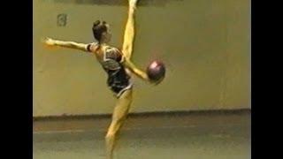 Художественная гимнастика. МЯЧ. Rhythmic gymnastics