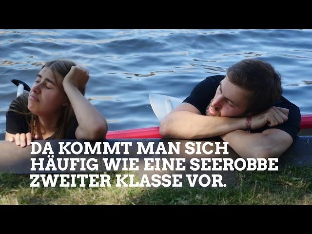 Berliner Wasser – Folge 6: Paddeln auf der Spree