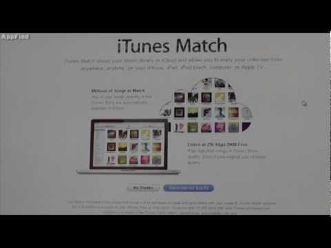 ITunes Match - How To Install