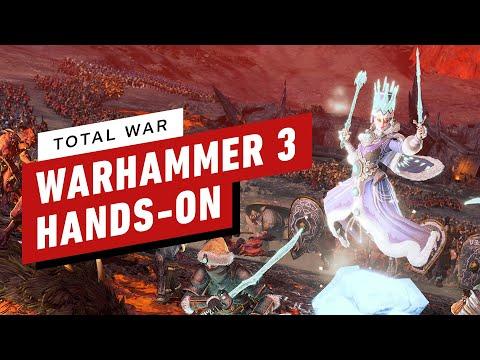 Total War: Warhammer 3 - The First Hands-On