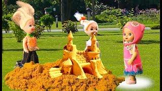 Мультик Барби: Мой любимый домик Барби! Люси Шоу Люсишоус