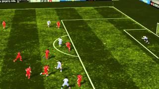 FIFA 14 iPhone/iPad - FC Bunyodkor vs. Liverpool