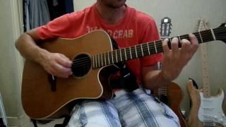 Scorpions - Send me an angel - how to play tuto guitare YouTube En Français