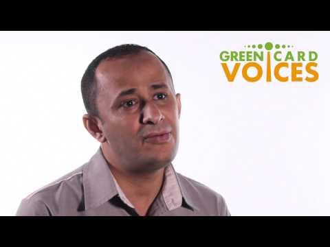 Waleed Mahdi - Green Card Voices
