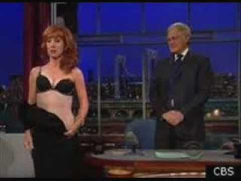 Unexpectedness! Kathy griffen naked