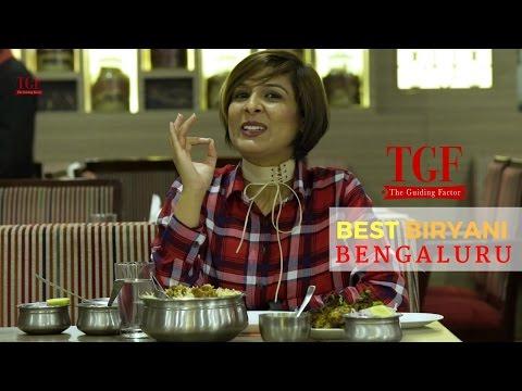 Lip-smacking Biryani Places Of Bengaluru | Bangalore Biryani Restaurants