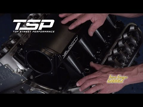 TSP Velocity Featured on Two Guys Garage (Part 1 of 2) - YouTube