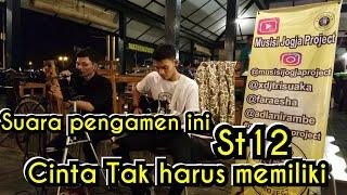 Download Lagu CINTA TAK HARUS MEMILIKI - ST12 COVER BY ADLANI RAMBE mp3