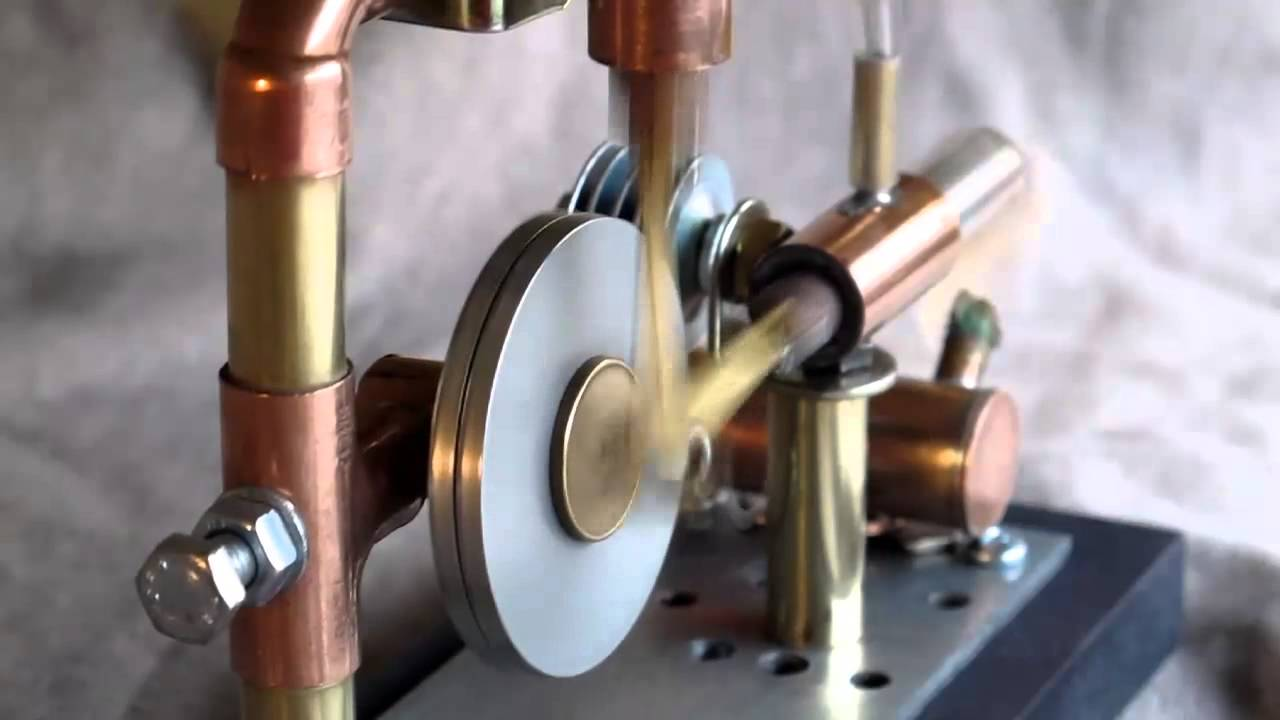 homemade stirling engine plans pdf