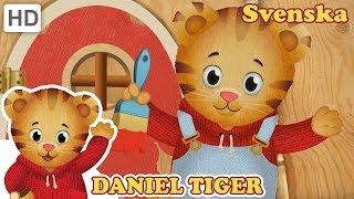Daniel Tiger's Kvarter - Hantverk och Aktiviteter för Barn i Alla Åldrar (25 Minuter!)
