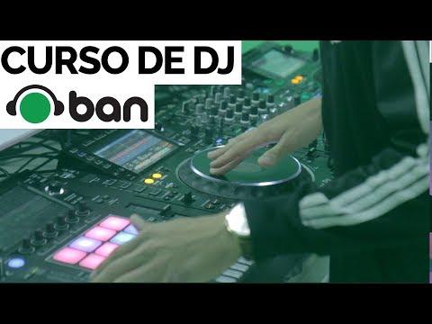 CURSO DE DJ EM SÃO PAULO - DJ BAN EMC