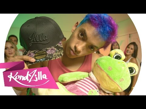 MC Brinquedo - Mundo dos Animais KondZilla
