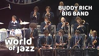 Buddy Rich Big Band Live At The North Sea Jazz Festival • 15-07-1978