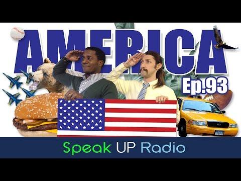 ネイティブ英会話【Ep.93】アメリカ//Amercia - Speak UP Radio [ネイティブ英会話ラジオ]