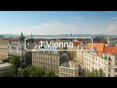 AUSTRIA TOP 10 CITIES 2017,The best city to travel to in 2017