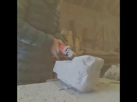 Modigliani Head Part 3