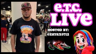 E.T.C. LIVE:  69 IS A FREE MAN?? + 2012 GALAXY PACK IS STILL THE G.O.A.T.!