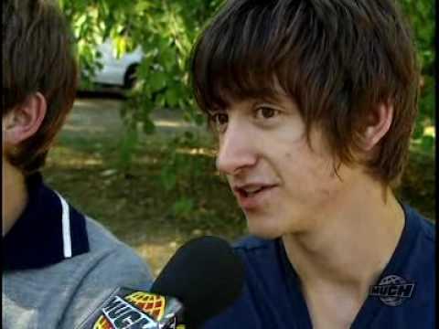 Arctic Monkeys - Virgin Fest Interview, Toronto - 8Sept07 PT1