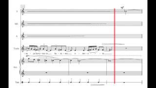 Kemuri, op.40, 10 à 14bis (Thierry Machuel) - Suivi de partition Ex...