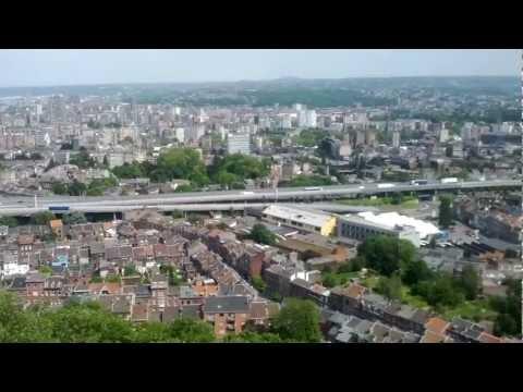 Vue panoramique: Liège - Lîdje - Luik - Lüttich - Lieja - Legia - Leodium (Panoramic View)