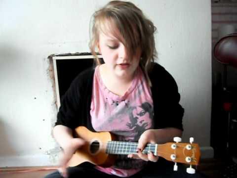 Taylor Swift Forever And Always Ukulele Cover Megan Youtube