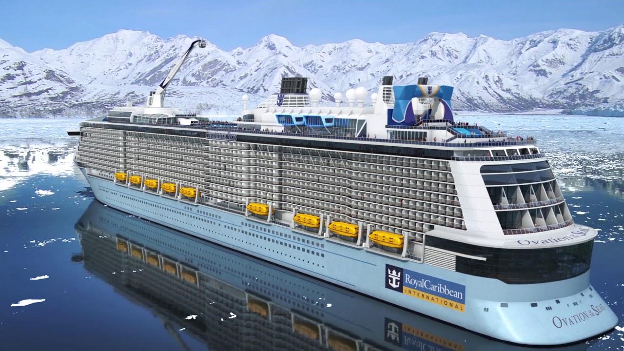 Ovation Of The Seas Cruise Ships Royal Caribbean Cruises