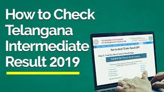 TS Inter Result 2019: How to check Telangana 1st and 2nd Year Result 2019 online?