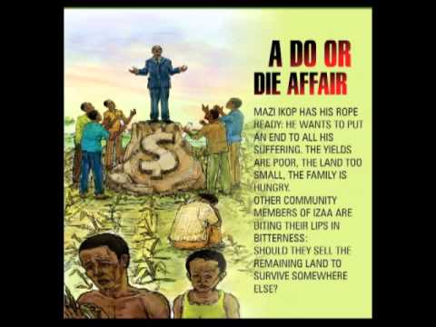 A do or Die Affair - Radio Drama Episode 3 on Land & Agroecology
