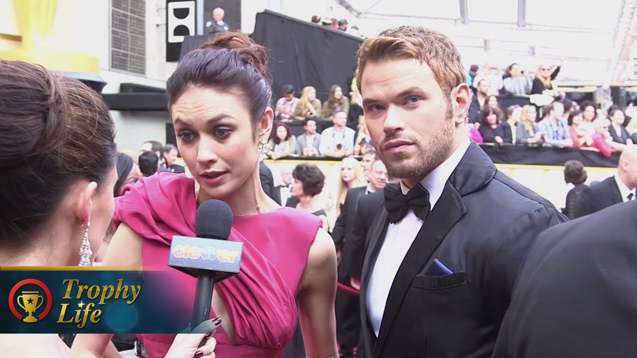 Kellan Lutz's Edible Suit? Oscars 2014 Red Carpet Interviews & Highlights