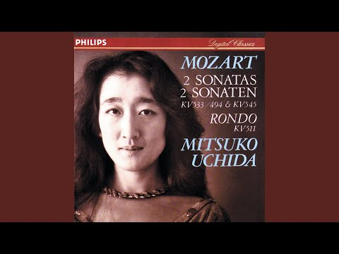 Mozart: Piano Sonata No.15 in F, K.533/494 - 1. Allegro, K.533