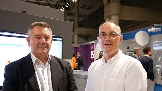 #MWC18 - Talking 5G & Network Virtualisation with Mike Wright, Managing Director Networks, Telstra