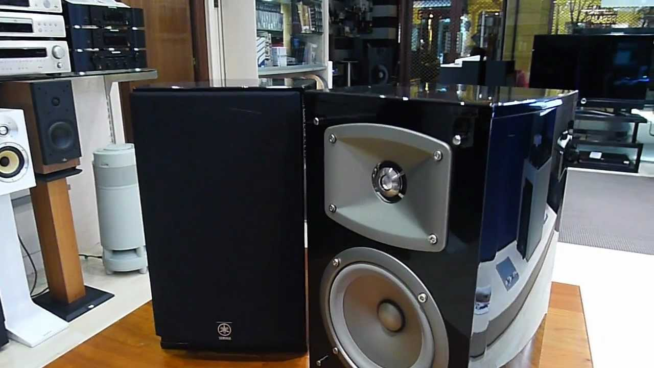 Altavoces Yamaha Ns 333 Youtube